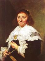 Франс Халс. Мария