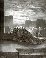 Поль Гюстав Доре. Иллюстрация к Библии: Ездра