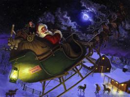 Том  Ньюсом. Канун Рождества