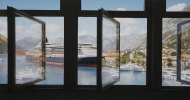 Семен Файбисович. Вид из окна (центральная часть)