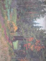 Arkady Pavlovich Laptev. Path in the forest