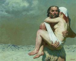 Heliy Mikhailovich Korzhev. Deprived of Paradise
