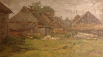 Ivan Ivanovich Orlov ovich. Village . K/m