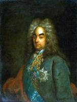 Иоганн Готфрид Таннауэр. Портрет графа Петра Андреевича Толстого
