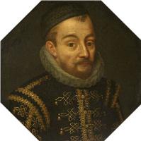Адриан Томас Кей. Портрет принца Вильгельма I Оранского