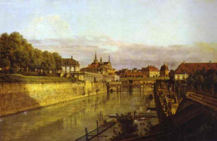 Bernardo Bellotto. Plot 17