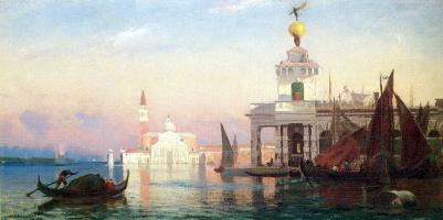 Уильям Лам Пикнелл. Лодки