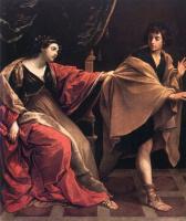 Гвидо Рени. Иосиф и жена Полифара