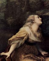 Антонио Корреджо. Св. Мария Магдалина