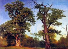 Альберт Бирштадт. Леса