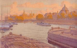 Анри (Henri) Ривьер (Rivière). ...