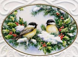 Кэрол Уилсон. Рождество 2000
