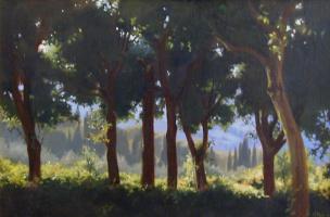 Морин Хайд. Сквозь деревья