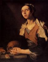 Хосе де Рибера. Св. Мария Египетская