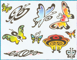 Уильям Крупински. Бабочки