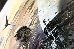 Ральф Маккуорри. Звездные войны 01