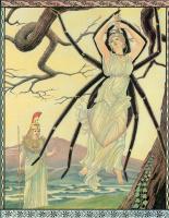Джованни Казелли. Женщина-паук