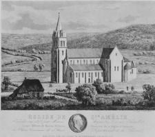 Шарль-Франсуа Добиньи. Церковь Сент-Амели-о-Пляс