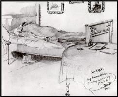 Берта Гутман. Мой сосед по комнате в воскресенье утром 12:00