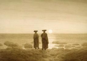 Каспар Давид Фридрих. Восход луны