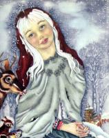 Адриенн Сегур. Снежная королева 03