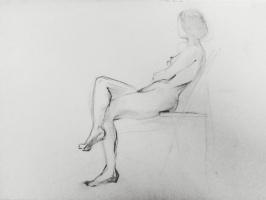 Sophia Esakova. Sketch