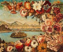 Джорджо де Кирико. Нежные цветы
