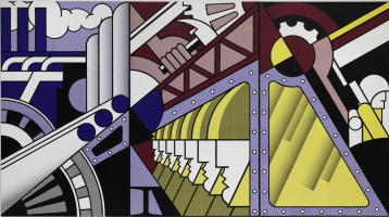 Roy Liechtenstein. Readiness
