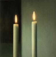 Герхард Рихтер. Свечи