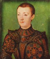 Корнель де Лион. Мужской портрет