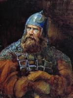 Виктор Михайлович Васнецов. Богатырь
