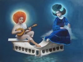 Александр Гизя-Чобану. Солнце и Луна