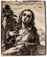 Хендрик Гольциус. Святая Мария Магдалина