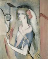 Мари Лорансен. Женщина