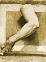 Пабло Пикассо. Этюд
