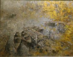Сергей Викторович Хрусталев. Тихая осень