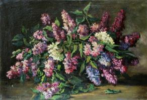 Петр Петрович Кончаловский. Сирень