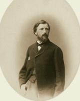 Алексей Петрович Боголюбов. Фотографический портрет Лагорио