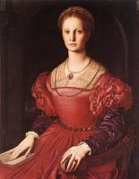 Аньоло Бронзино. Портрет Лукреции