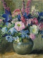 Матильда Браун. Цветы