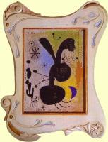 Joan Miro. Painting