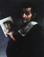 Карло Дольчи. Автопортрет