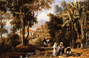 Уильям Хавелл. Рио-де-Жанейро