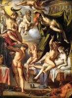 Иоахим Эйтевал. Марс и Венера