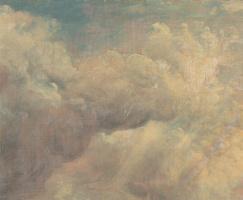Джон Констебл. Облака. Этюд