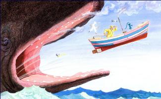 Роберт Макклоски. Из уст кита