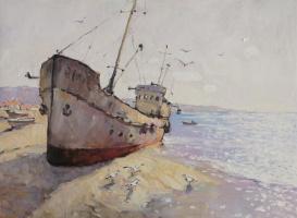 Владислава Валентиновна Турская (Полищук). Утро на море