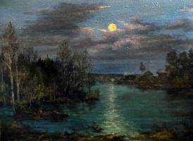 Виктор Владимирович Курьянов. Час луны