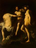 Франческо Фурини. Три грации