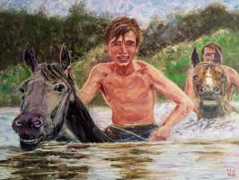 Виктория Соколик. По коням